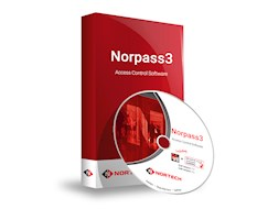 Norpass3 Access Control Software