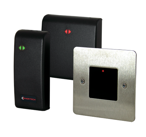 Card Reader & ID Systems - Swipe Card | Nortech Control Systems Ltd