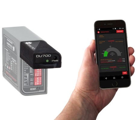 DU700 Detector Diagnostic Unit