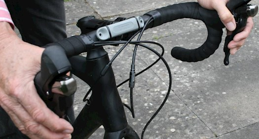 Passive UHF tag for Bicycles