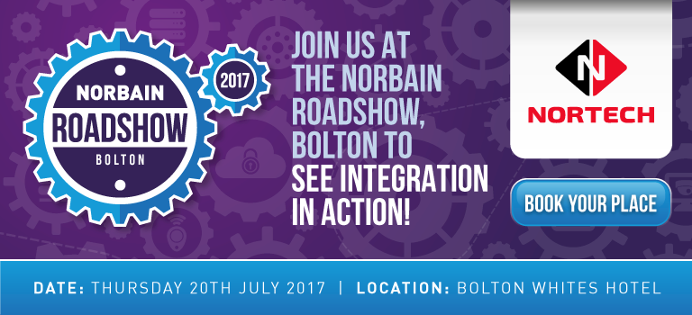 Norbain Bolton Road show registration