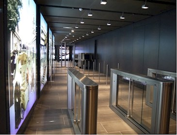 NORTECH'S MRC350 HELPS GUNNEBO IMPROVE VISITOR EXPERIENCE AT THE SHARD