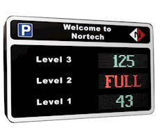 Full Colour Multi-Level Message Signs