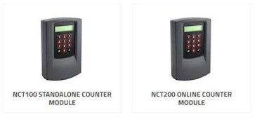 Nortech counting controllers