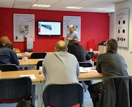 Nortech training room
