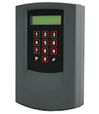 Shared parking access controller CPC
