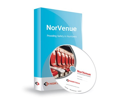 NorVenue Visitor Count Management Software
